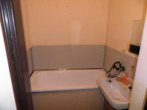 Krásna kúpelňa :) pôvodný stav