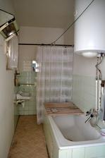 budúce wc a sprchový kut a technická miestnosť