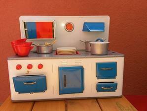 kuchynka retro pre detičky