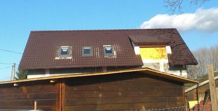 okná strešné ešte dohodené :-)