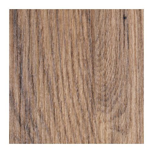 Použité v domčeku :o) - EKBACKEN Pracovná doska, tmavý dubový efekt