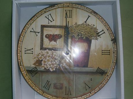 hodiny na stenu - Obrázok č. 1
