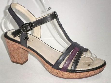kožene sandalky John Garfield- c.40 - Obrázok č. 1