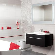 Vybraný obklad do horní koupelny - Fineza - Vibrazioni - barva graphite
