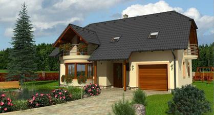 Náš budoucí domeček - bude ale hodně změn :-)