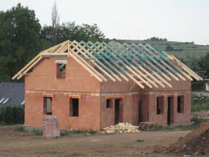 Vazba - už to začíná vypadat jako dům :-)) - 26.5.2011