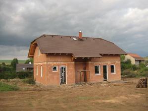 Hotová okna huráááá - 22.9.2011