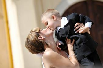 veľká pusa maminke