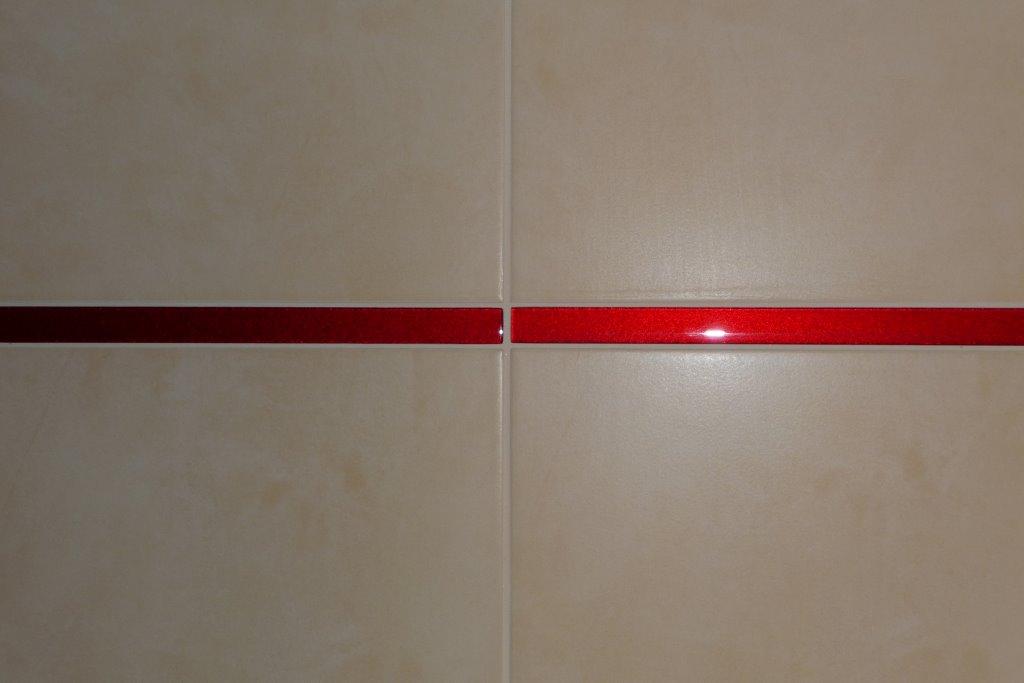 Skleněná listela 2x45 cm - Obrázek č. 2