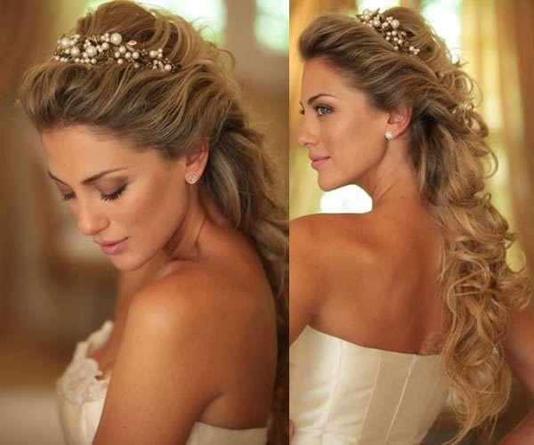 MY wedding in peony and peach - účes ještě promýšlím s kadeřnicí ... :)