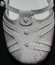 ťapky v detailu