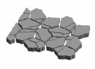 Betonová dlažba Diton-Stone