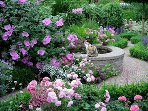 Tak trochu jiný styl zahrady.