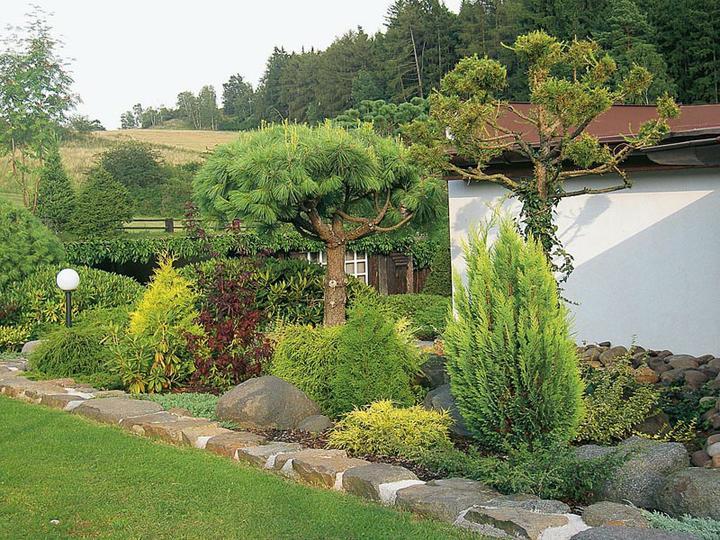 Ta zahrada je zkrátka úžasná.Nevím jak to jinak říct.