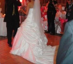Svadobné šaty - šité podľa Sabelle - Sottero, 40 - Obrázok č. 2