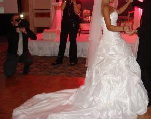 Svadobné šaty - šité podľa Sabelle - Sottero, 40 - Obrázok č. 3