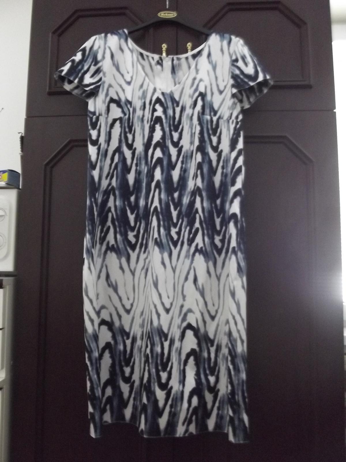 Dámske spoločenské šaty - Obrázok č. 1