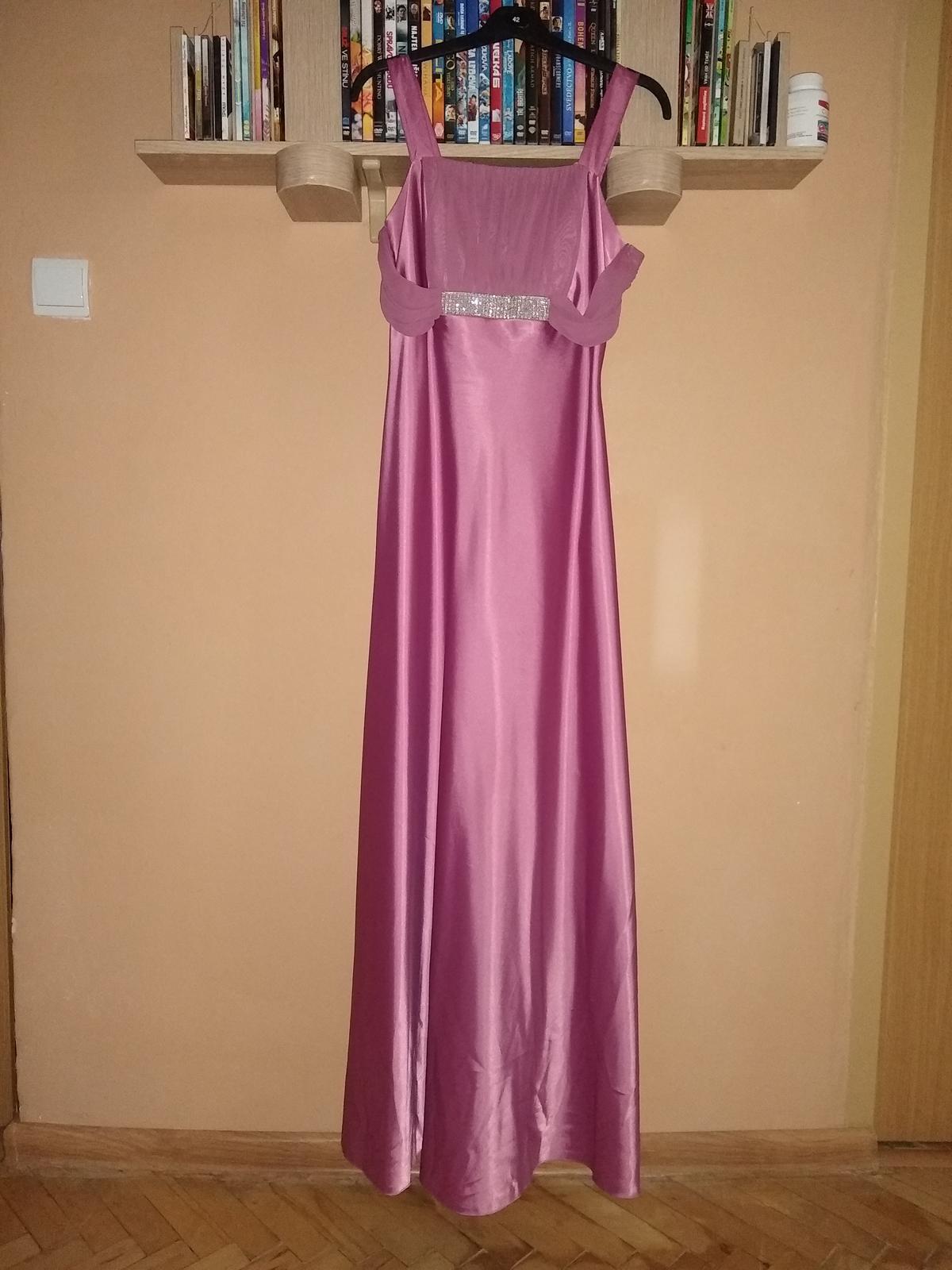Staroružové šaty - Obrázok č. 1