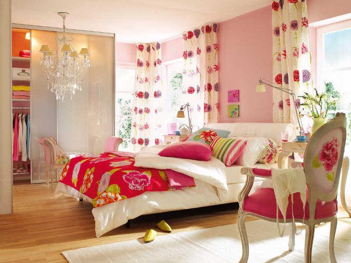 Ložnice - Jé barvičky..........