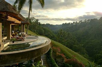 Ráj na zemi. Na Bali by se mi rozhodně líbilo. Třebas se tam někdy vydám.