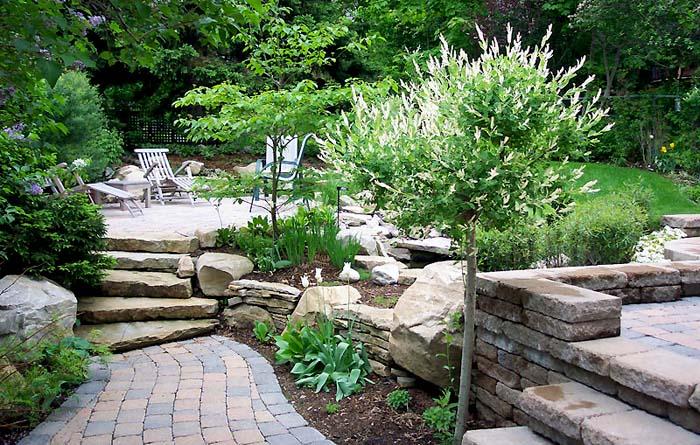 Zahrada, v hlavní roli kámen/ aneb jsem šutrofilka - Obrázek č. 48