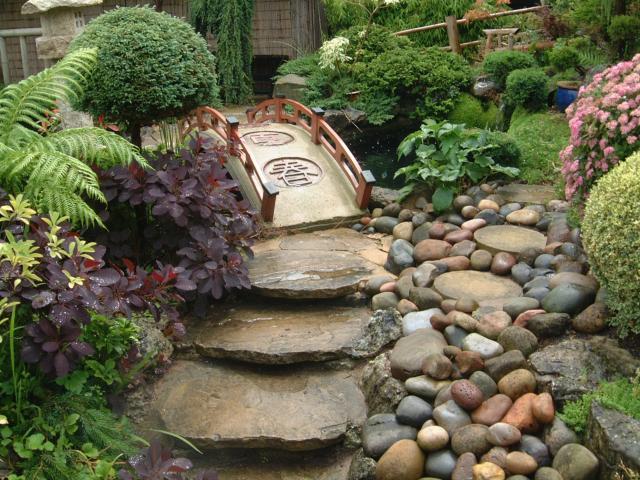 Zahrada, v hlavní roli kámen/ aneb jsem šutrofilka - Obrázek č. 49