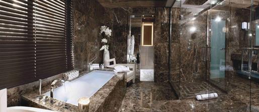 koupelna se mi moc nelíbí je taková moc..... kamenná