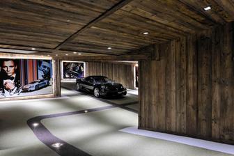 parádní garáž
