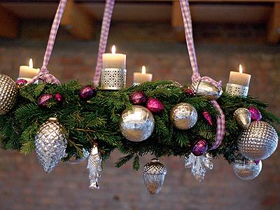 Vánoční čas - pěkná barevná kombinace