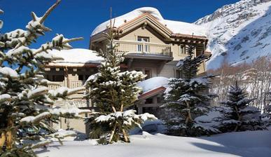Francouzské Alpy, Bílá Perla. Taková nenápadná chata