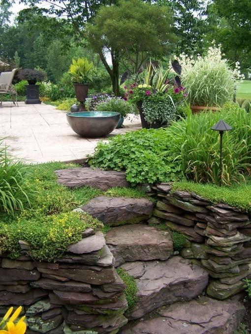 Zahrada, v hlavní roli kámen/ aneb jsem šutrofilka - Obrázek č. 18