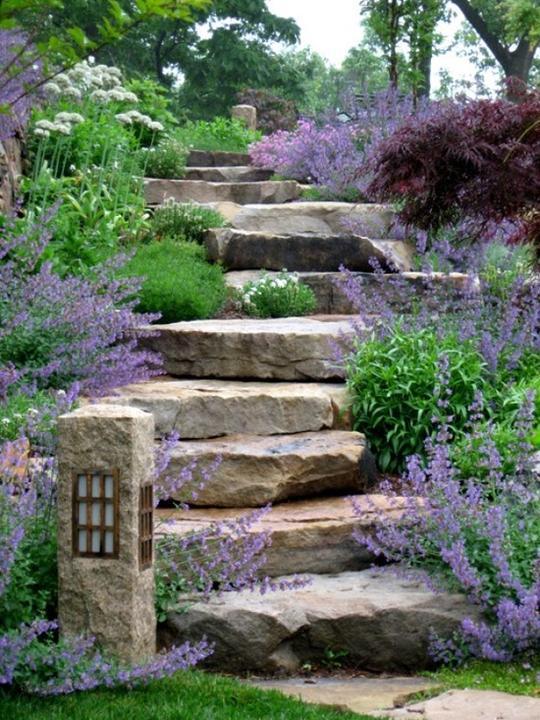 Zahrada, v hlavní roli kámen/ aneb jsem šutrofilka - Obrázek č. 14