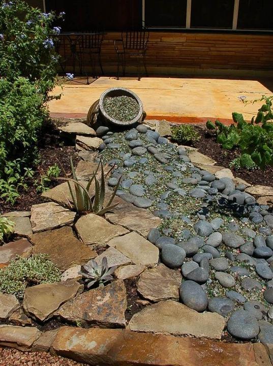 Zahrada, v hlavní roli kámen/ aneb jsem šutrofilka - Obrázek č. 22