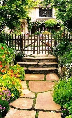 Zahrada, v hlavní roli kámen/ aneb jsem šutrofilka - Obrázek č. 24