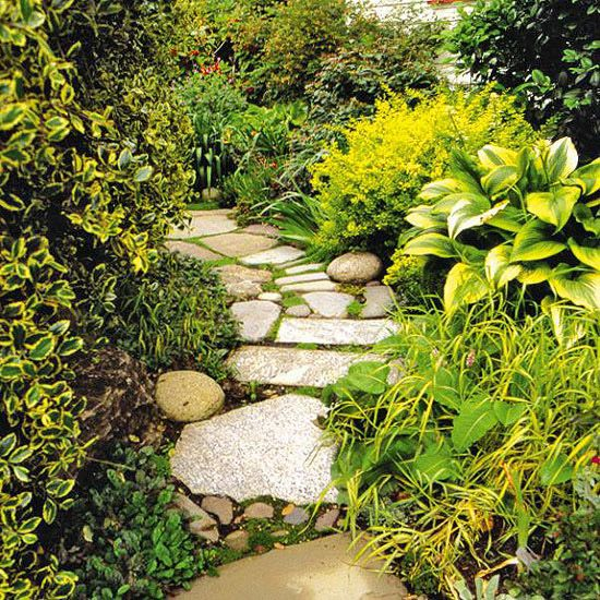 Zahrada, v hlavní roli kámen/ aneb jsem šutrofilka - Obrázek č. 29