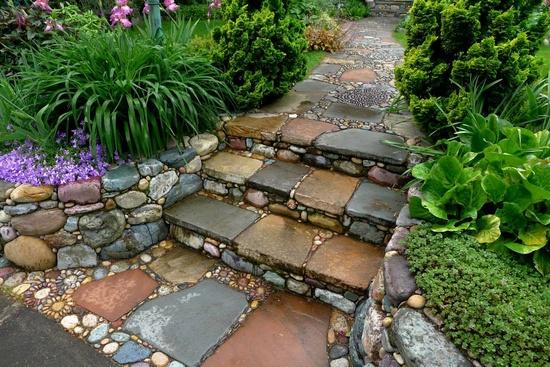 Zahrada, v hlavní roli kámen/ aneb jsem šutrofilka - Obrázek č. 32