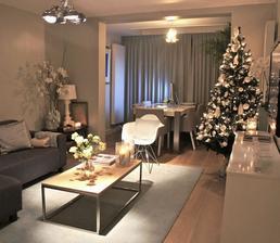 Ach.........i malý obýváček může být krásný.