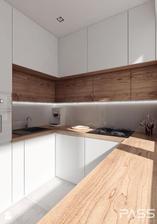 Moc místa na kuchyň nemám a tak sbírám malé prostory, třebas se to bude hodit