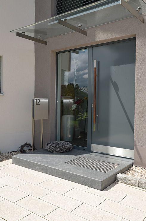 Vstup, hala a pak dveře, kliky a jiné detaily - Obrázek č. 131