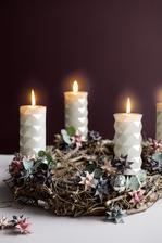 Krásné svíčky