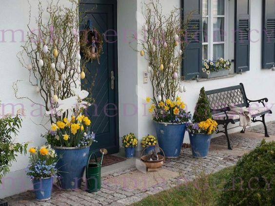 Velikonoční výzdoba a jaro - Obrázek č. 174