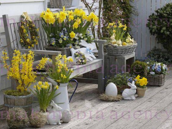 Velikonoční výzdoba a jaro - Obrázek č. 175