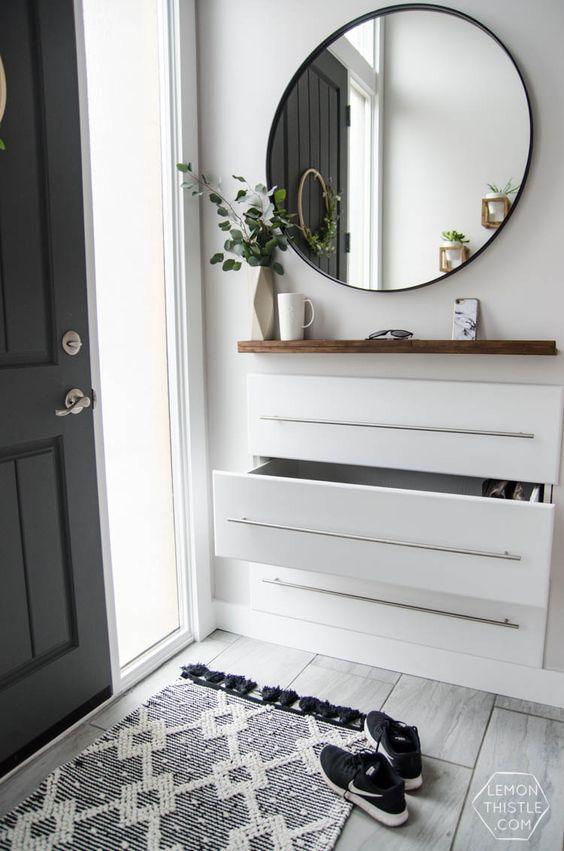 Vstup, hala a pak dveře, kliky a jiné detaily - Obrázek č. 136