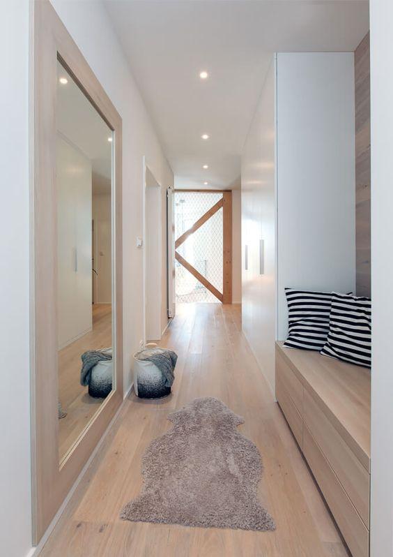 Vstup, hala a pak dveře, kliky a jiné detaily - Obrázek č. 142