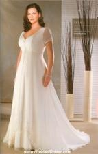 House of Brides - plus size - bonny- style 1626