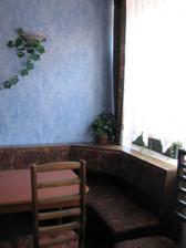 Restaurace Silive - modrý salonek (fungovala jako kavárna- což je vidět:) hl. na nábytku:) - nic proti kavárnám! :))