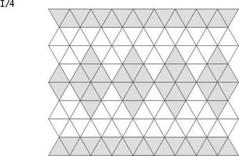 geometrických vzorů