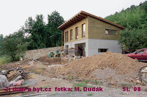 ::budoucnost::  stavební inspirace - fasáda domu