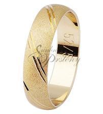Tak to jsou naše snubní prsteny