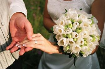 Tak, a svadba môže začať- sme pripravení...
